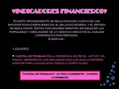 Analisis Financiero Generalidades Del Análisis Financiero