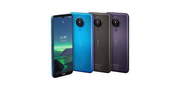 Nokia 1.4 هاتف جديد إليك المواصفات والسعر 2021