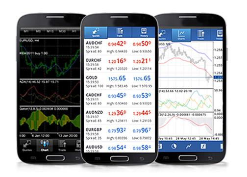 Hp yang bisa untuk trading forex
