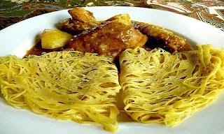 Roti Jala Khas Riau
