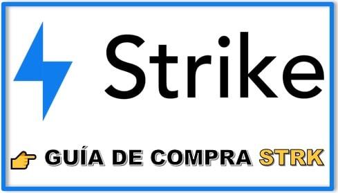 Cómo y Dónde Comprar Criptomoneda STRIKE (STRK)