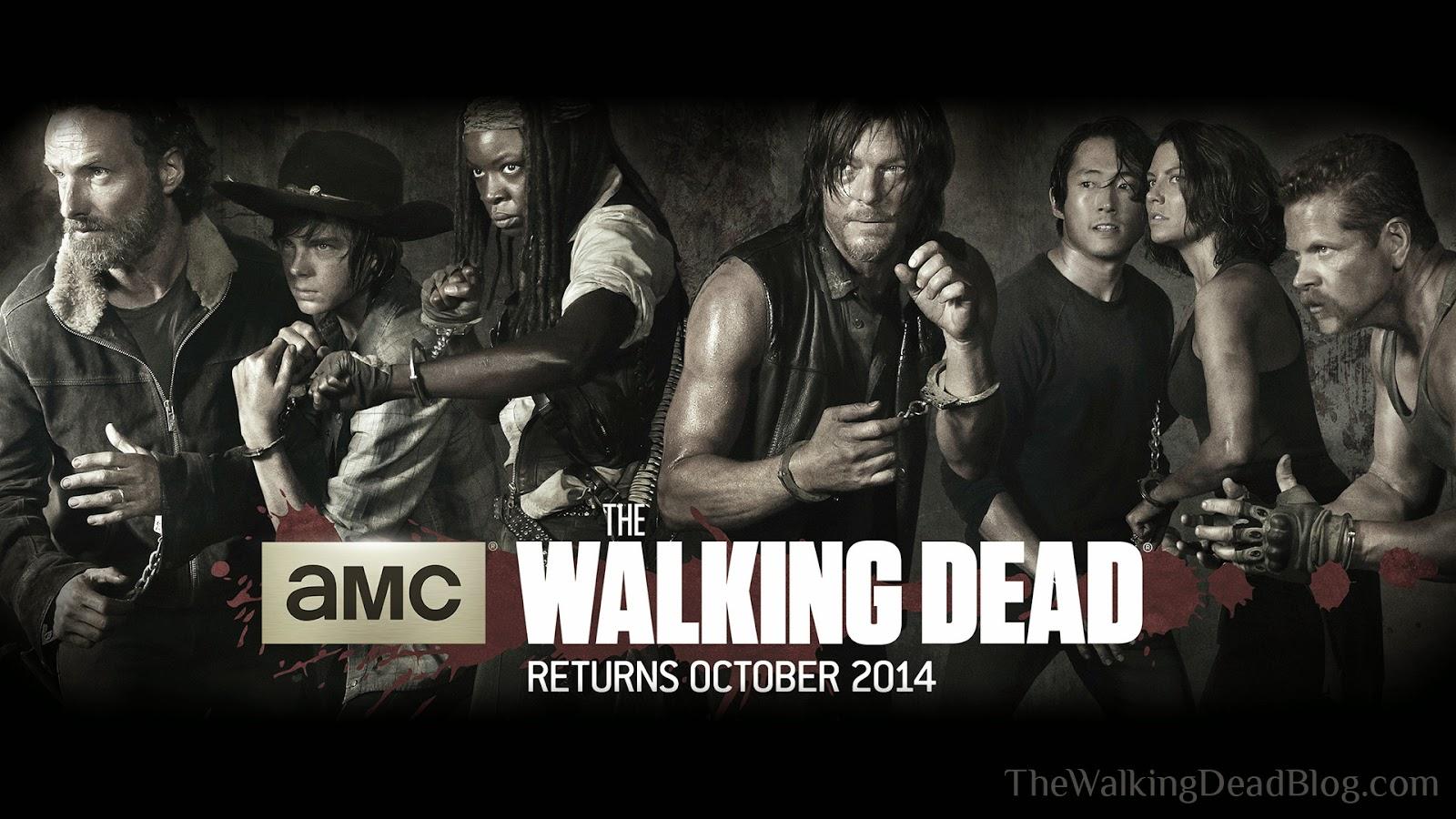 The Walking Dead Blog The Walking Dead Season 5 Wallpaper