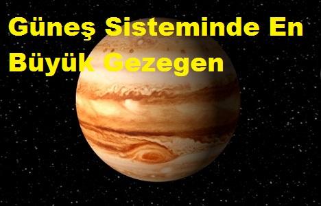 Güneş Sisteminde En Büyük Gezegen