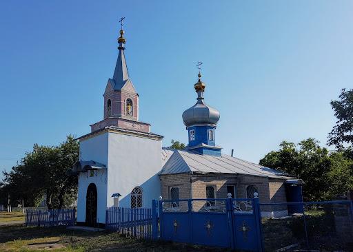 Новоподгородное. Церковь Рождества Пресвятой Богородицы