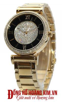 mẫu đồng hồ nữ sang trọng