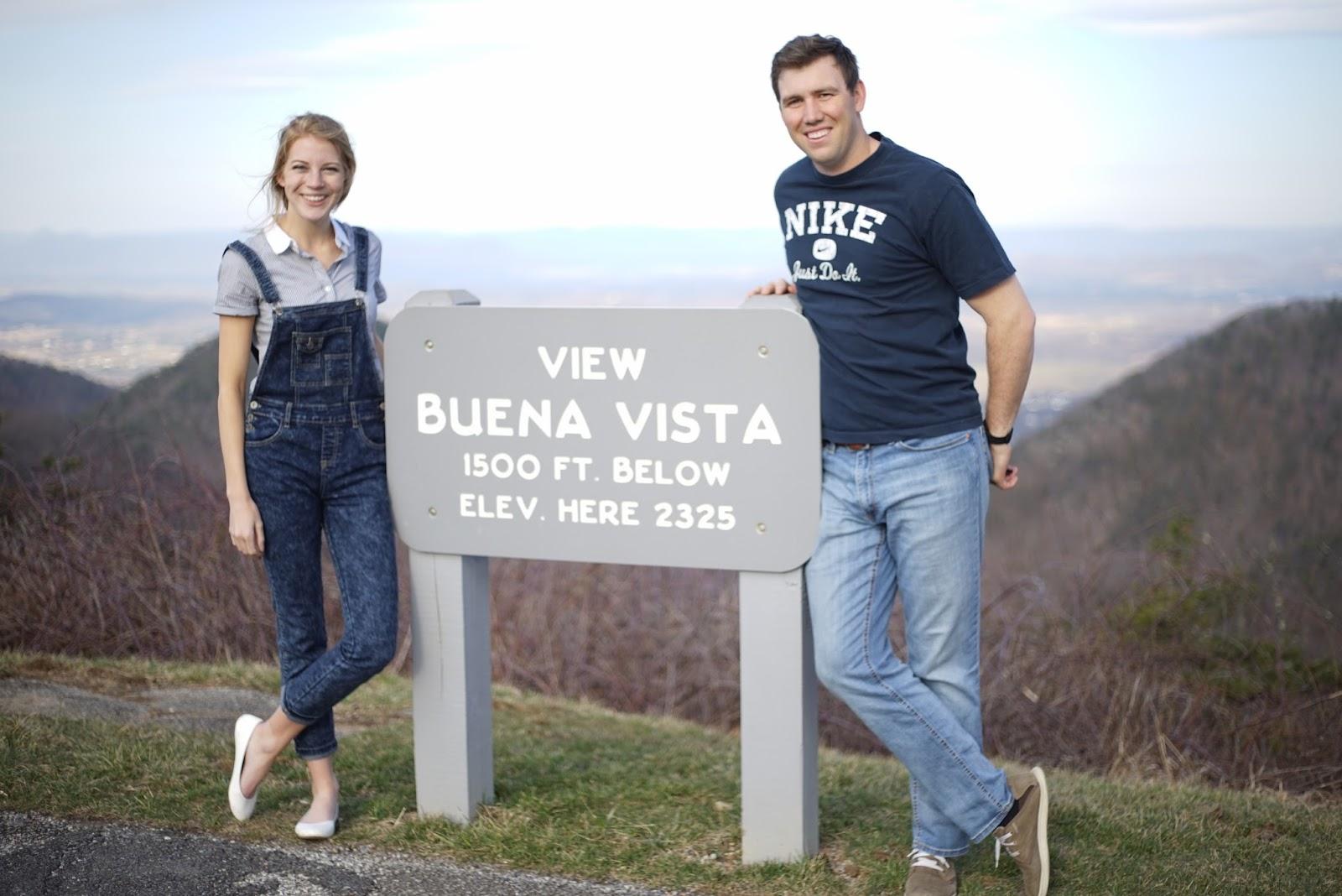 Buena Vista Blue Ridge Parkway