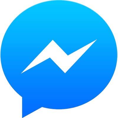 1- برنامج فيس بوك ماسنجر Facebook Messenger