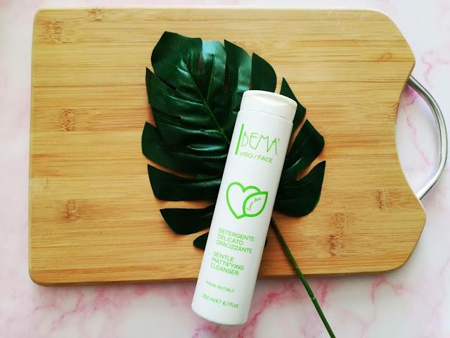 Emulsja oczyszczająco-matująca do mycia twarzy Bema Cosmetici Love Bio