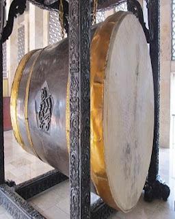 Bedug Masjid Berkualitas Tahan Lama Ukuran 200cm X 300cm