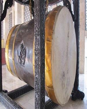 Bedug Masjid Berkualitas Tahan Lama Ukuran 200cm X 250cm