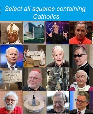 Catholic captcha