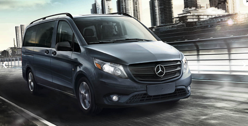 2018 Mercedes-Benz Metris Van Features, Dimensions and Price