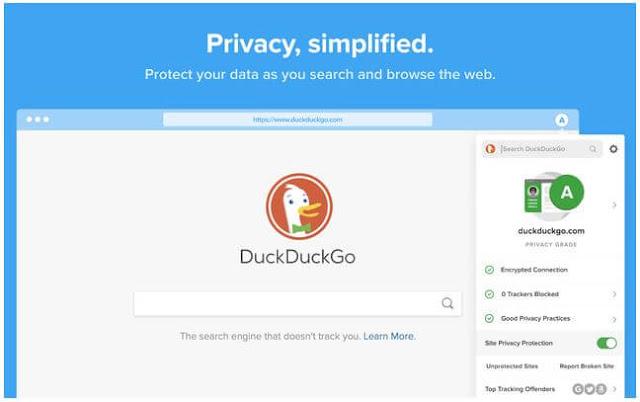 كيف, يحمي, محرك, بحث, DuckDuckGo, خصوصيتك؟