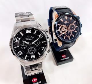 テクノス腕時計