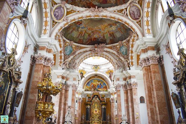 Catedral de Innsbruck, Austria