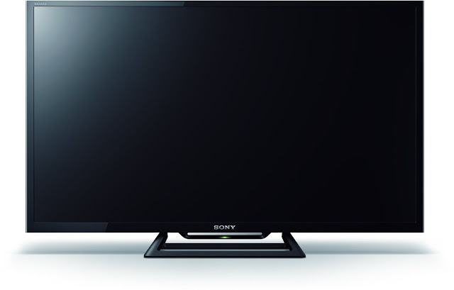 Sony BRAVIA KLV-32R412C 80 cm (32 inches) HD Ready LED TV down view