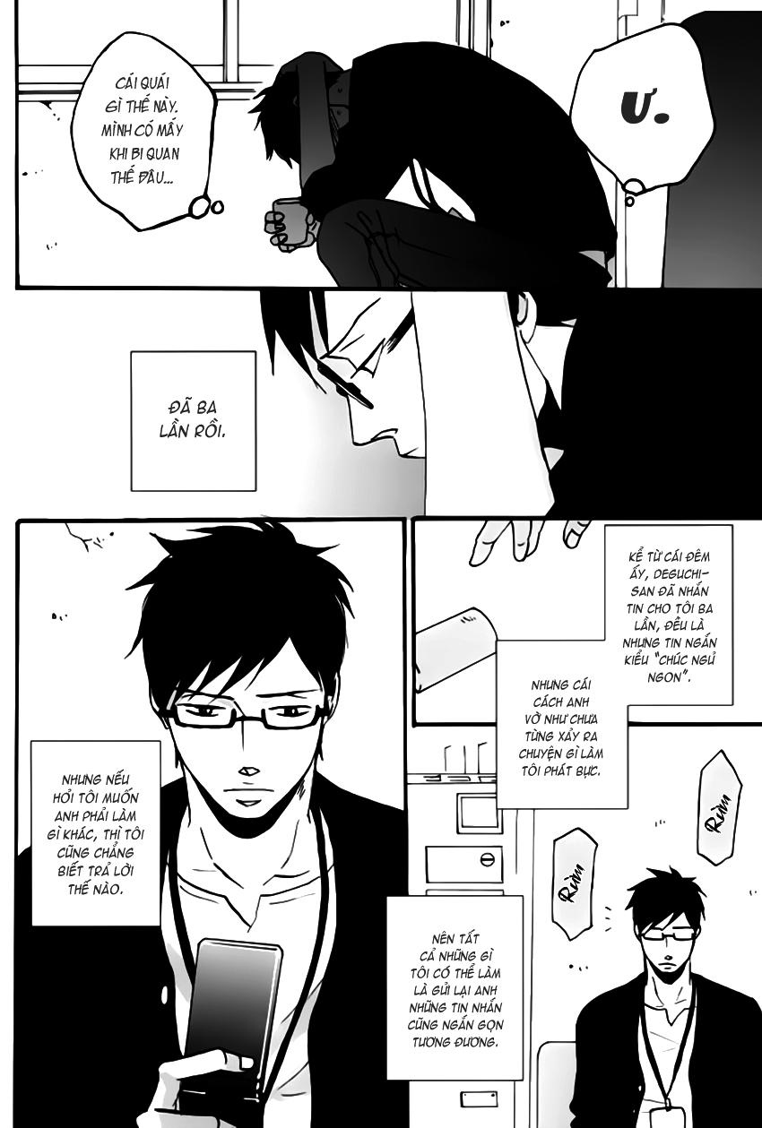 Trang 11 - Dù Thế Nào Em Vẫn Yêu Anh--EXTRA 4--END--[ShuShi Group] (- Yoneda Kou) - Truyện tranh Gay - Server HostedOnGoogleServerStaging