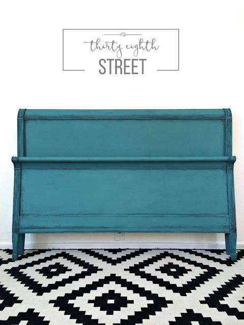 layering aubusson blue and provence chalk paint, patina with chalk paint, painted furniture, painting wood furniture