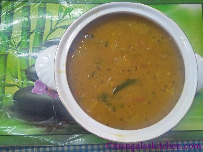 Mullangi Sambar | South Indian Radish Sambar Recipe