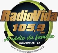 Rádio Vida FM 105,9