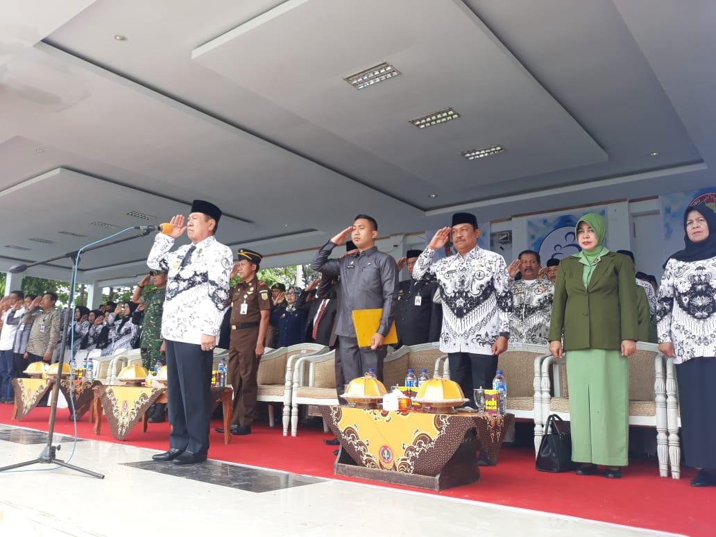 Hari Ulang Tahun PGRI Ke- 73 Tingkat Kabupaten Wajo Tahun 2018.