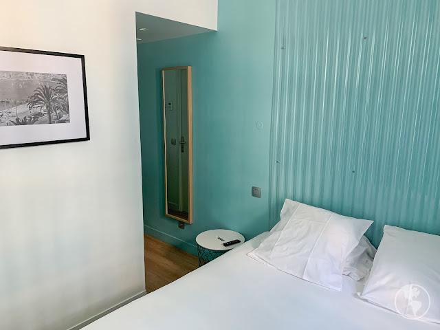 Bom hostel em Nice perto da estação de trem