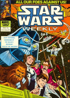 Star Wars Weekly #91