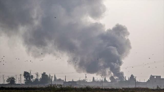 Unión Europa insta a Turquía a cesar sus agresiones en Siria