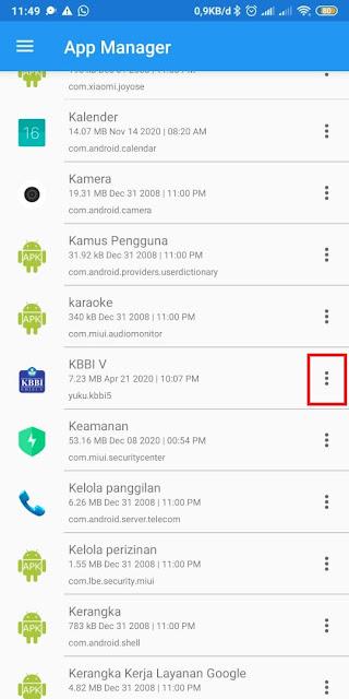 Cara Mengirim Aplikasi lewat Whataspp (2)