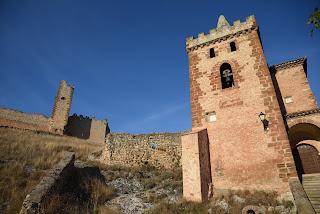 Castillo e Iglesia de la Virgen de Bijuesca