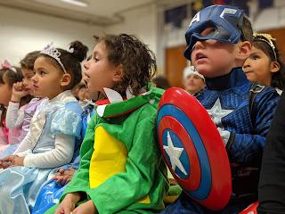 Carnaval 2020 Infantil 3 Años