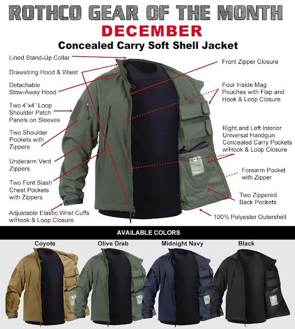 The Ultimate Tactical Jacket #GOTM