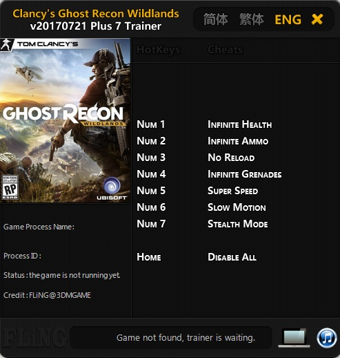 ghost recon wildlands pc game download