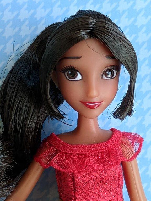 мини кукла Елена из Авалора
