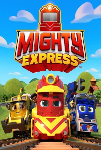 Mighty Express Season 1 Complete Download 480p & 720p All Episode