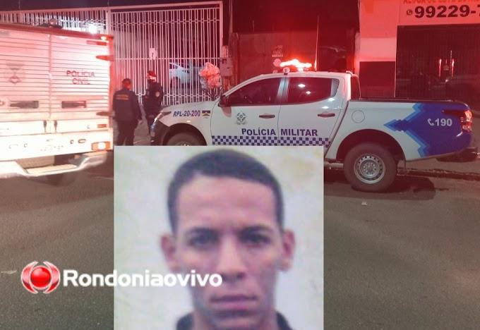 Policial militar reage assalto e mata bandido na capital