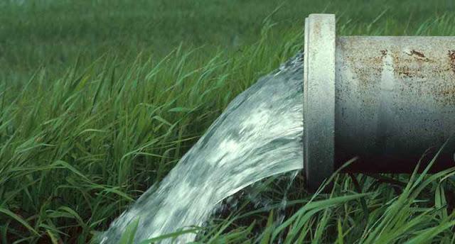 Ο ΤΟΕΒ Ιρίων ευχαριστεί για την αντικατάσταση του αγωγού άρδευσης