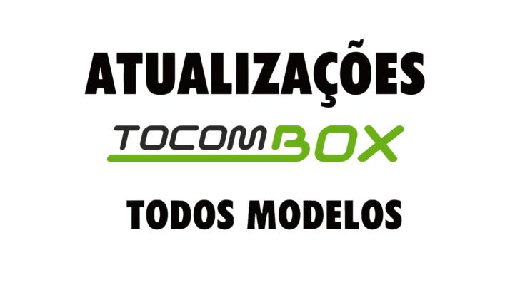 Últimas Atualizações Tocombox