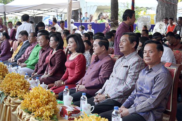 Siem Reap - Festival des Eaux