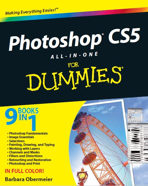 Photoshop® CS5 All-in-One For Dummies®