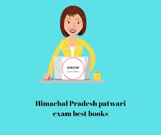 Himachal Pradesh Patwari Exam Books
