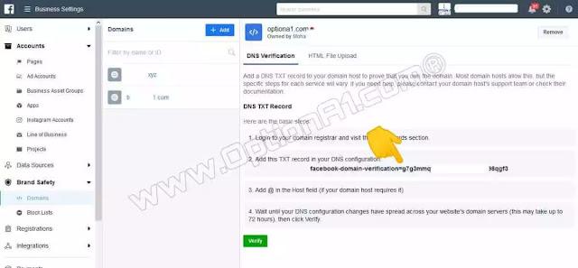 طريقة فك حظر رابط المدونة او الموقع على فيس بوك