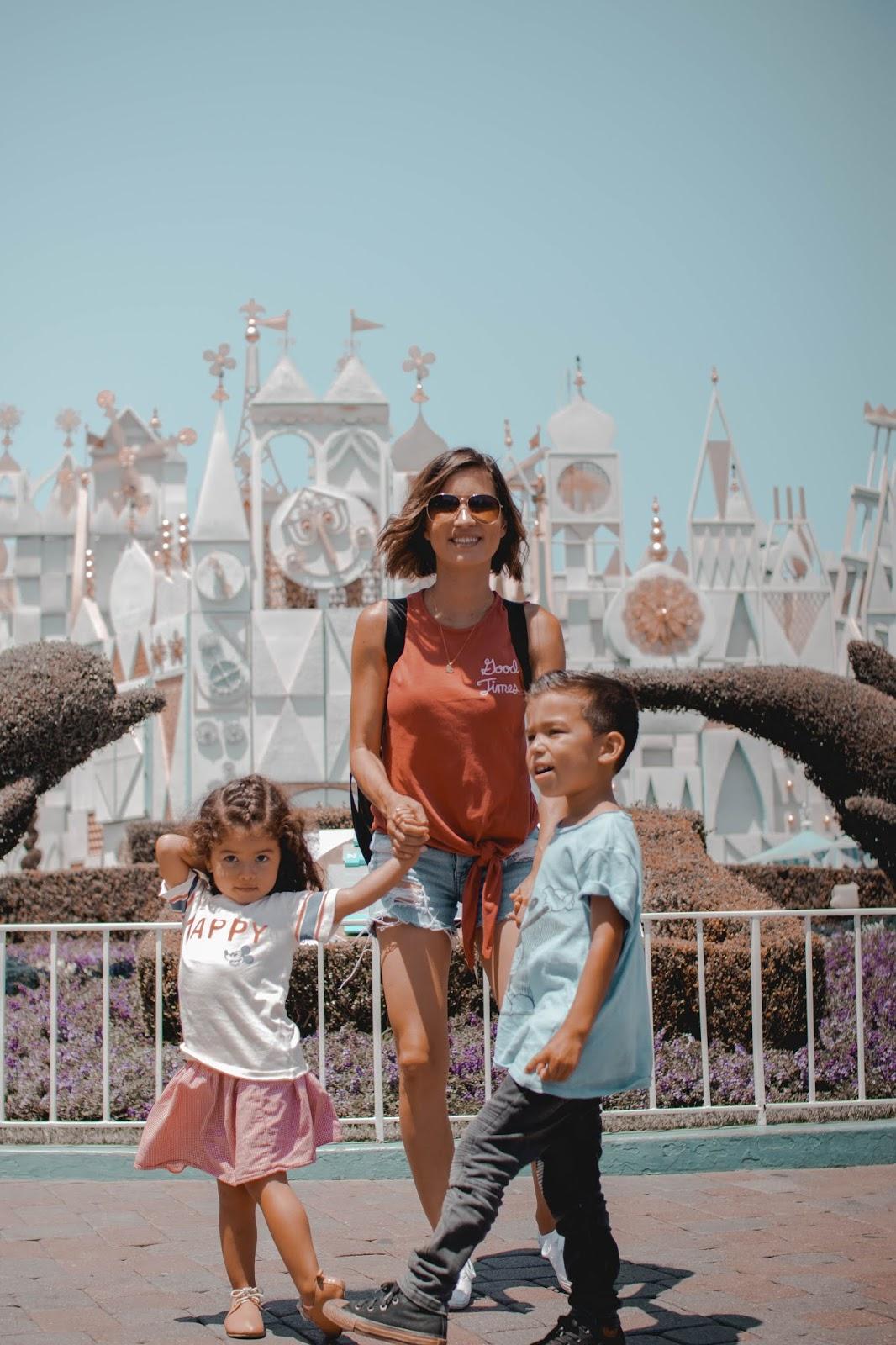 Disneyland + Vintage Mickey apparel