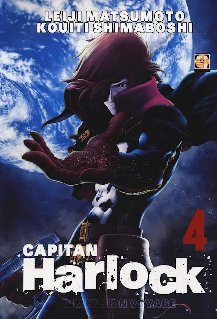 capitan harlock dimension voyage 4