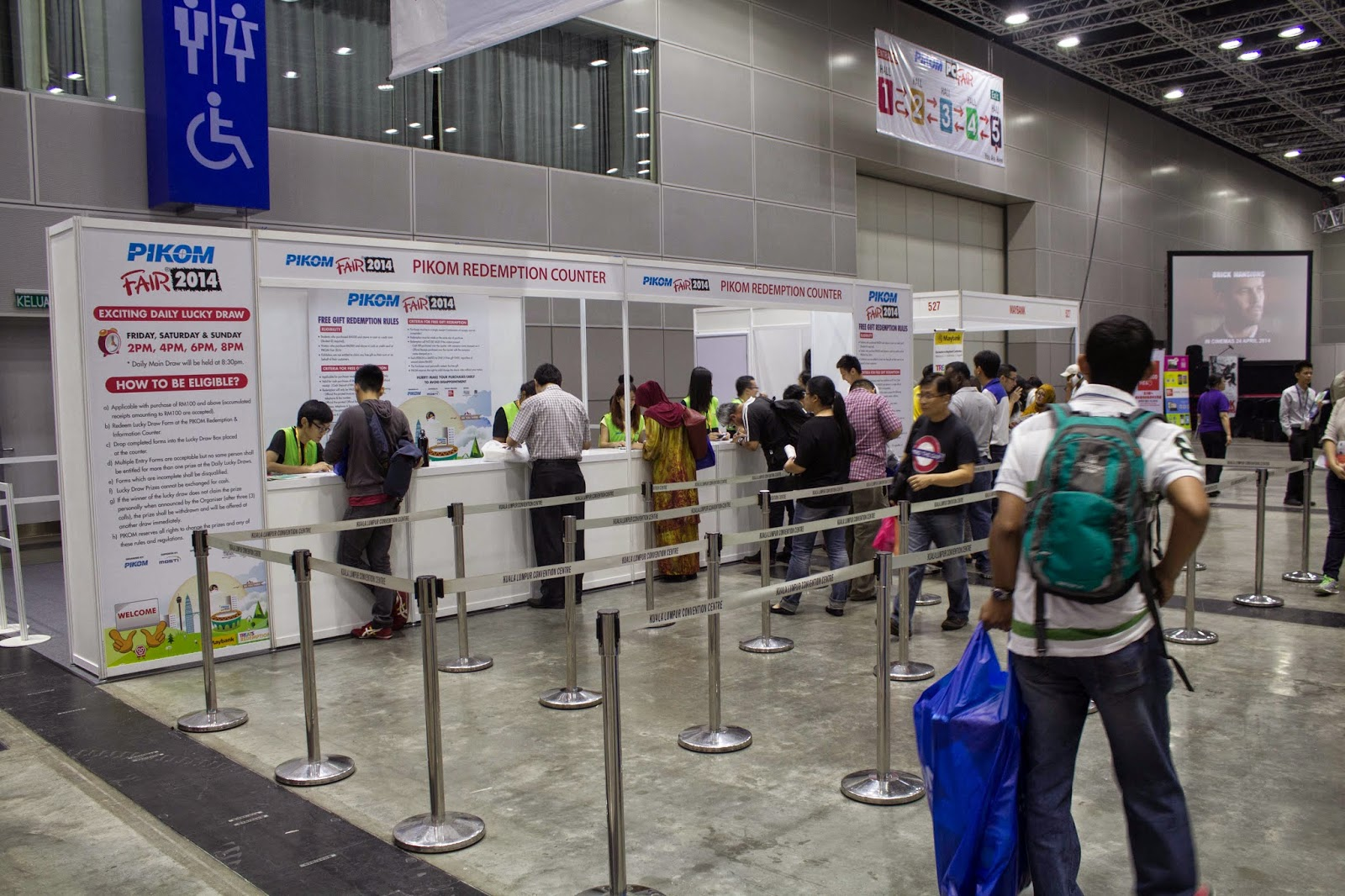 Coverage of PIKOM PC Fair 2014 @ Kuala Lumpur Convention Center 406