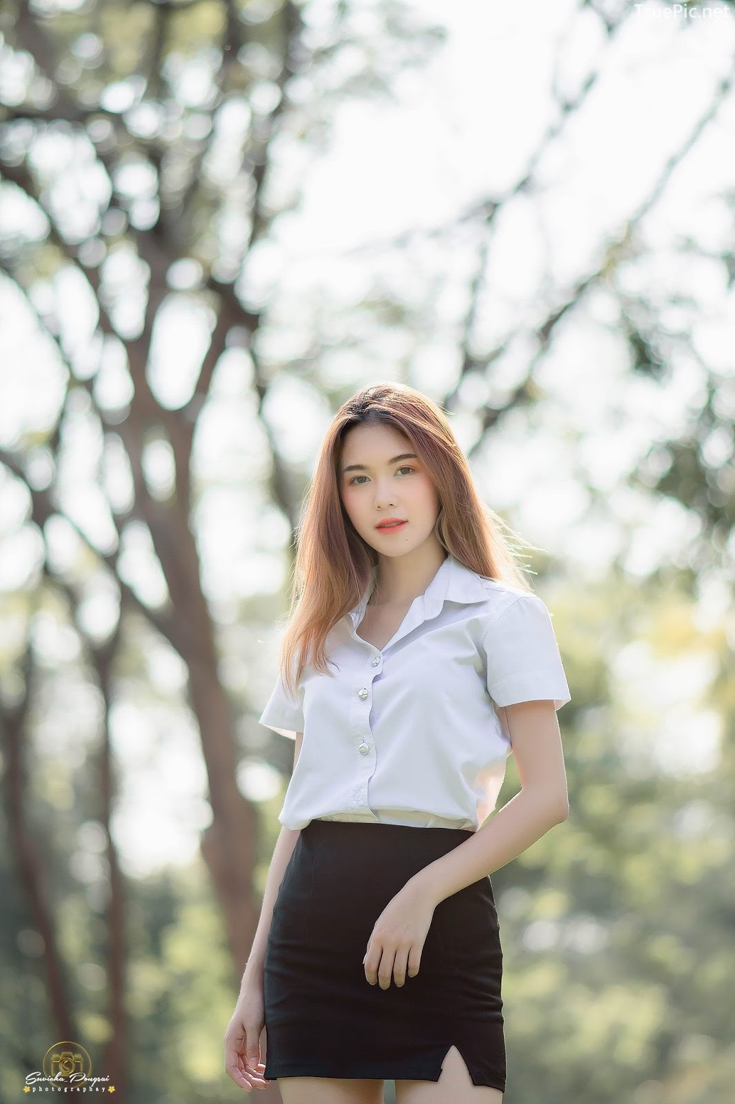 Image-Hot-Girl-Thailand-Pitcha-Srisattabuth-Cute-Student-With-a-Sweet-Smile-TruePic.net- Picture-2