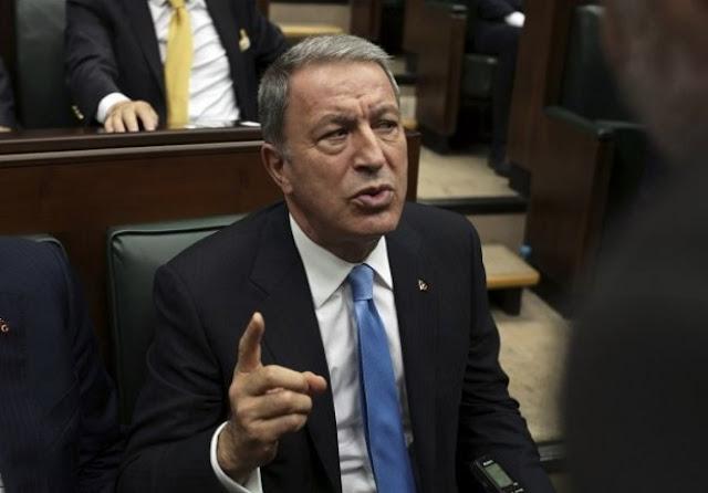Ακάρ: Θα υπερασπιστούμε τον νόμο και τα δικαιώματά μας σε Αιγαίο, Αν. Μεσόγειο