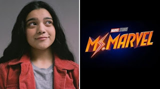 Iman Walani, a teenager from New Jersey, for the first Muslim female superhero series