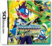 Megaman Star Force: Dragon, nds, español, mega