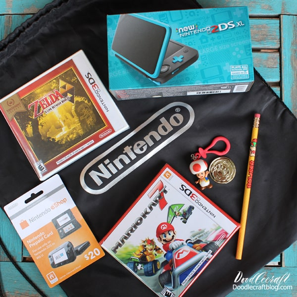 Exclusive Nintendo event for bloggers and their families